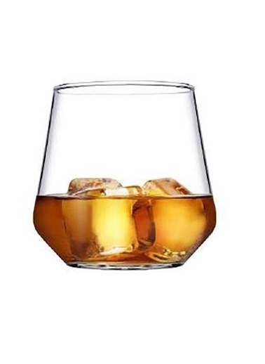Paşabahçe 420184 6 Lı Allegra Bardak Su Meşrubat - Viski Bardağı 345Cc. Renkli